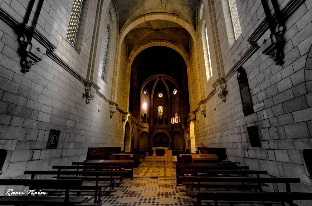 Trappist monastery by raminaim