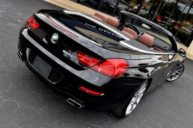 2012 Bmw 650i Convertible I Could Get Into Some Trouble In This
