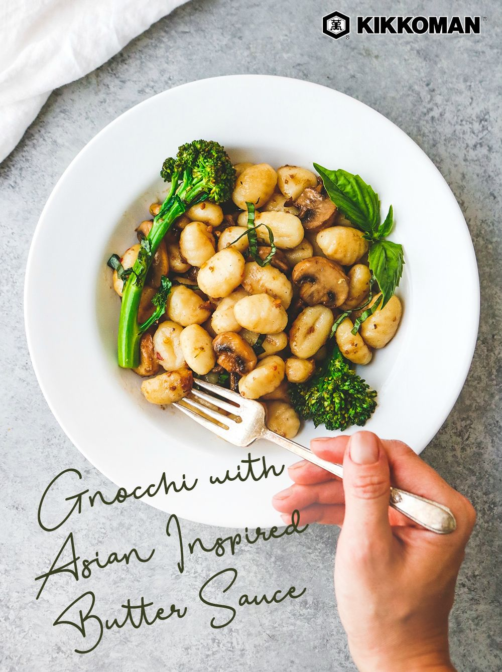 Gnocchi With Asian Inspired Butter Sauce Recipe Gnocchi Recipes How To Cook Gnocchi