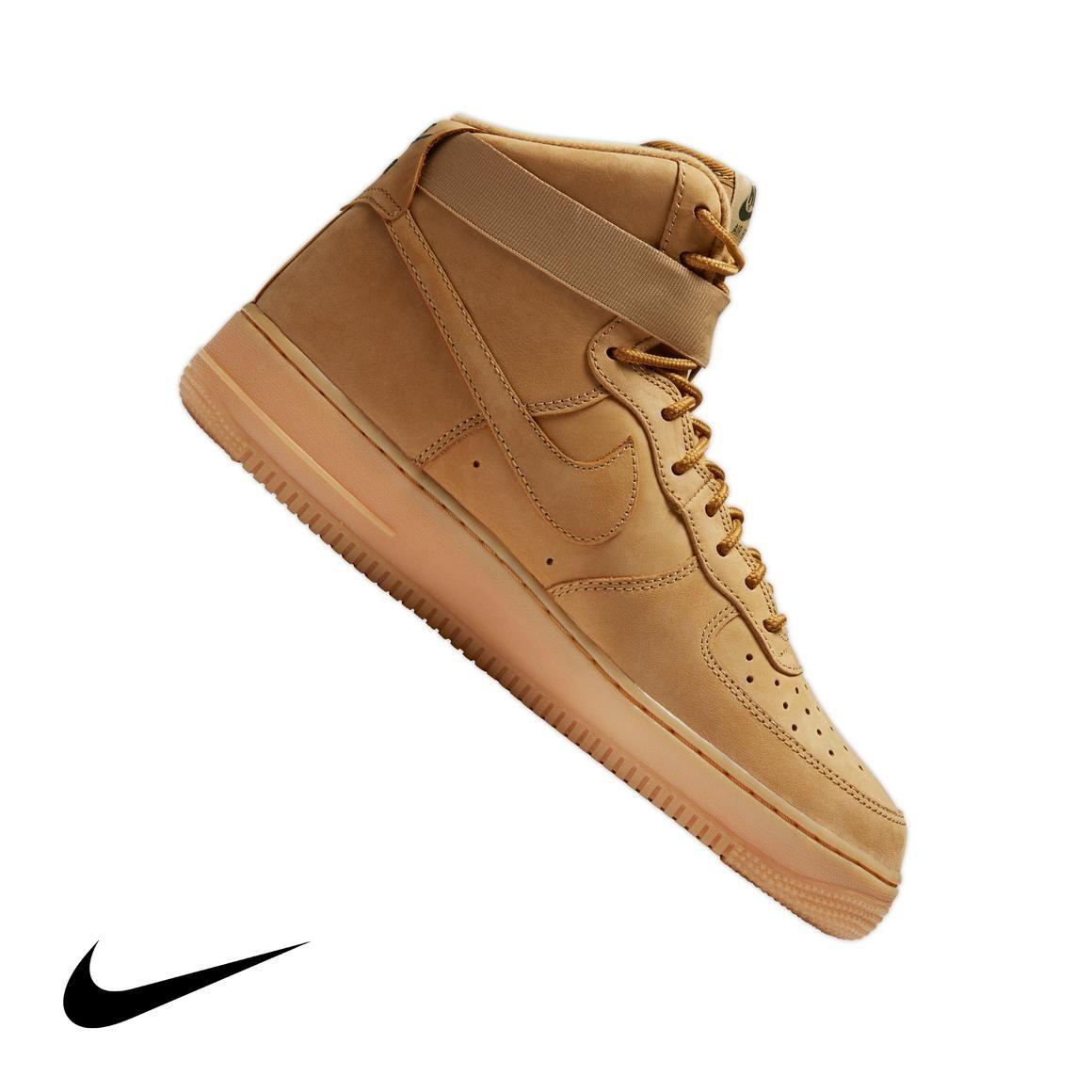 "Nike Air Force 1 High '07 LV8 WB ""Wheat"" Men's Basketball"