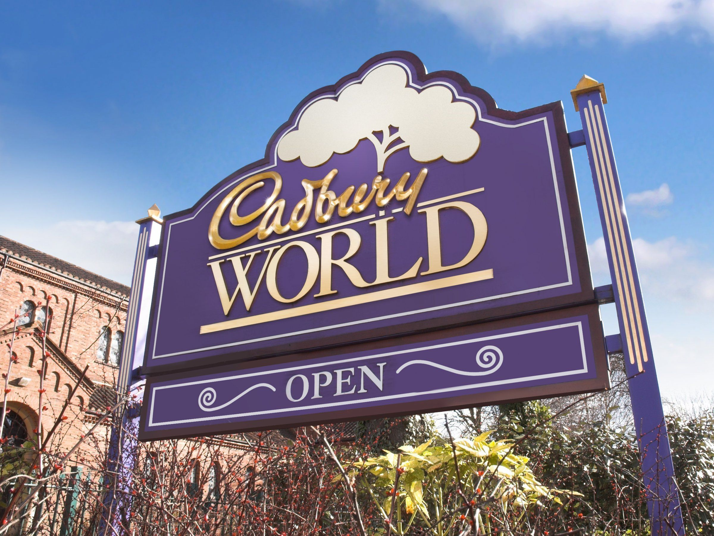 This British theme park is the real-life version of Willy Wonka's ...