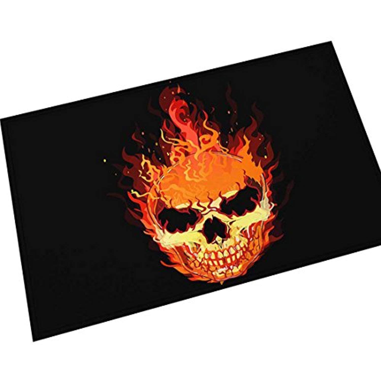 Dingtuo waterabsorption doormat halloween horror door mat festive