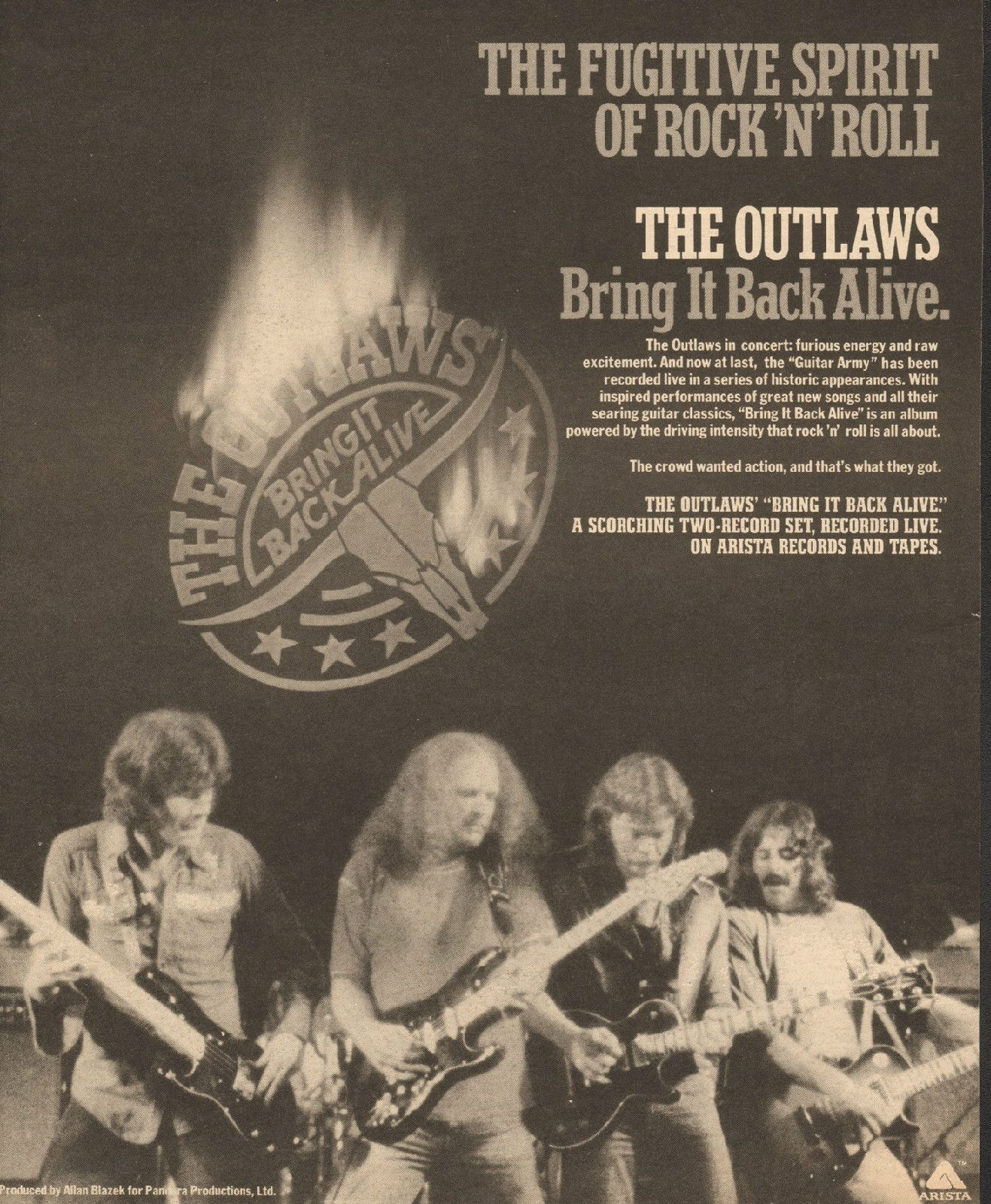 The outlaws promotional ad httpsfacebook the outlaws promotional ad malvernweather Choice Image