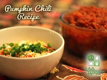 Healthy and delicious pumpkin chili recipe kid approved 365x274 Pumpkin Chili
