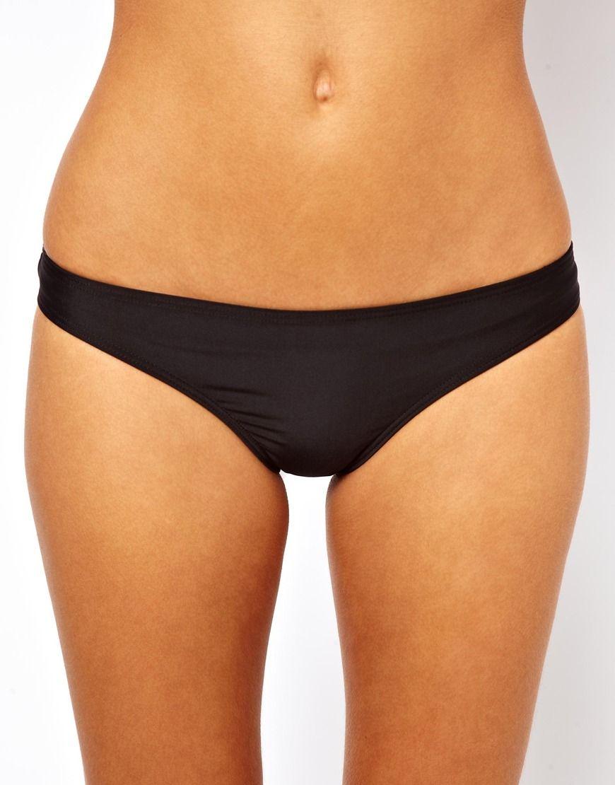 964edb248026 Braguitas de bikini negras de Asos   Moda Mujer   Bikinis, Fashion ...