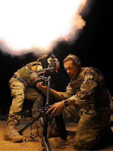 Royal Marines Firing 81mm Mortar - http://www.fitrippedandhealthy.com/royal-marines-firing-81mm-mortar/  #Supplements #Fitness #Weightlosstips #DietTips
