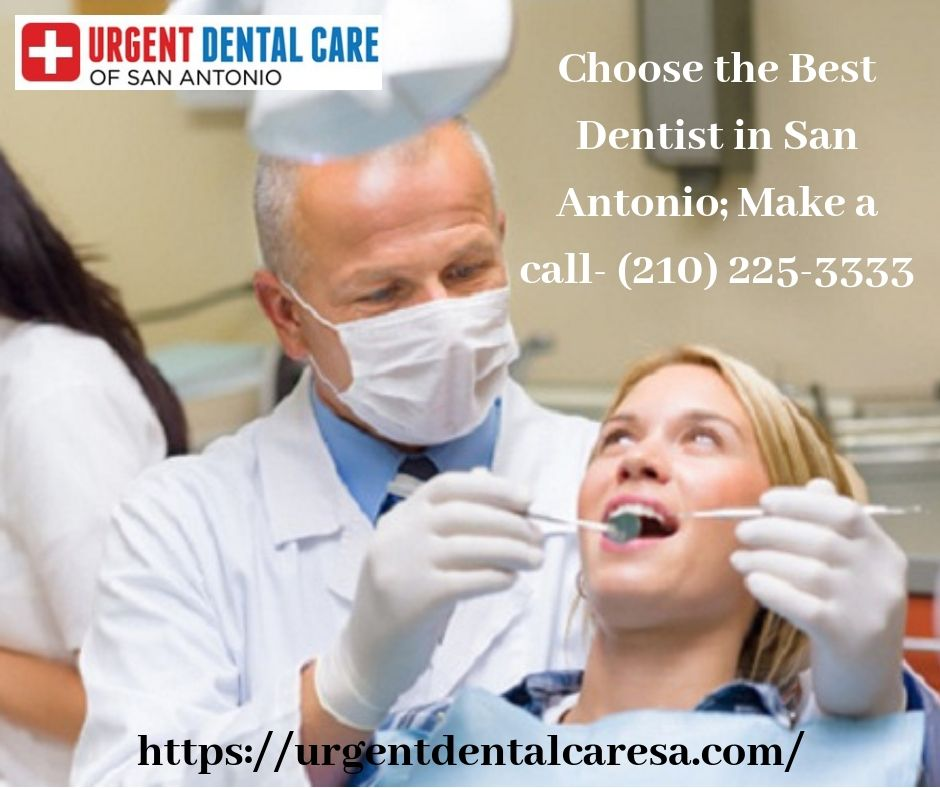 Urgent Dental Care Company provides the Best Dentists in