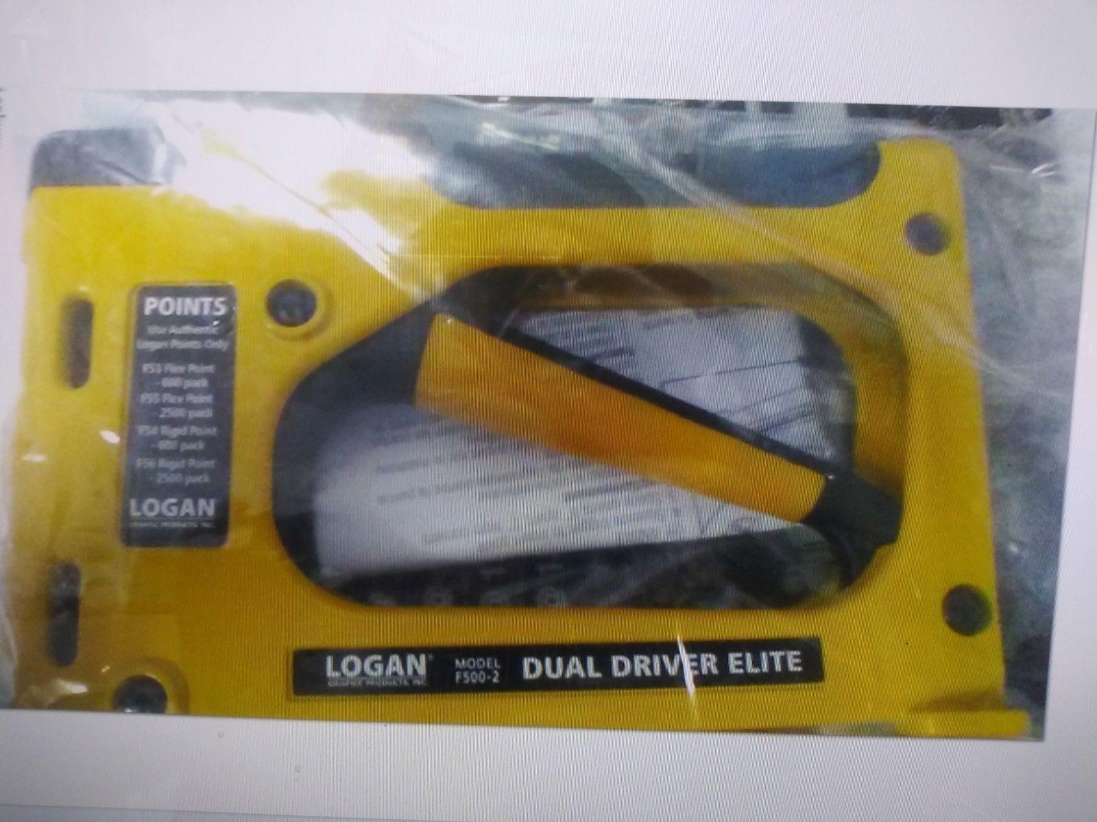 LOGAN PRO-FRAMING F500-2 DUAL POINT DRIVERS DOWNLOAD FREE