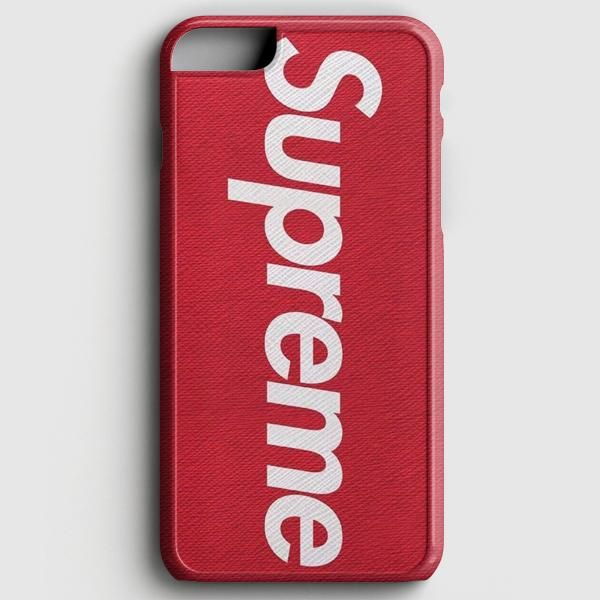 funda iphone 8 plus supreme