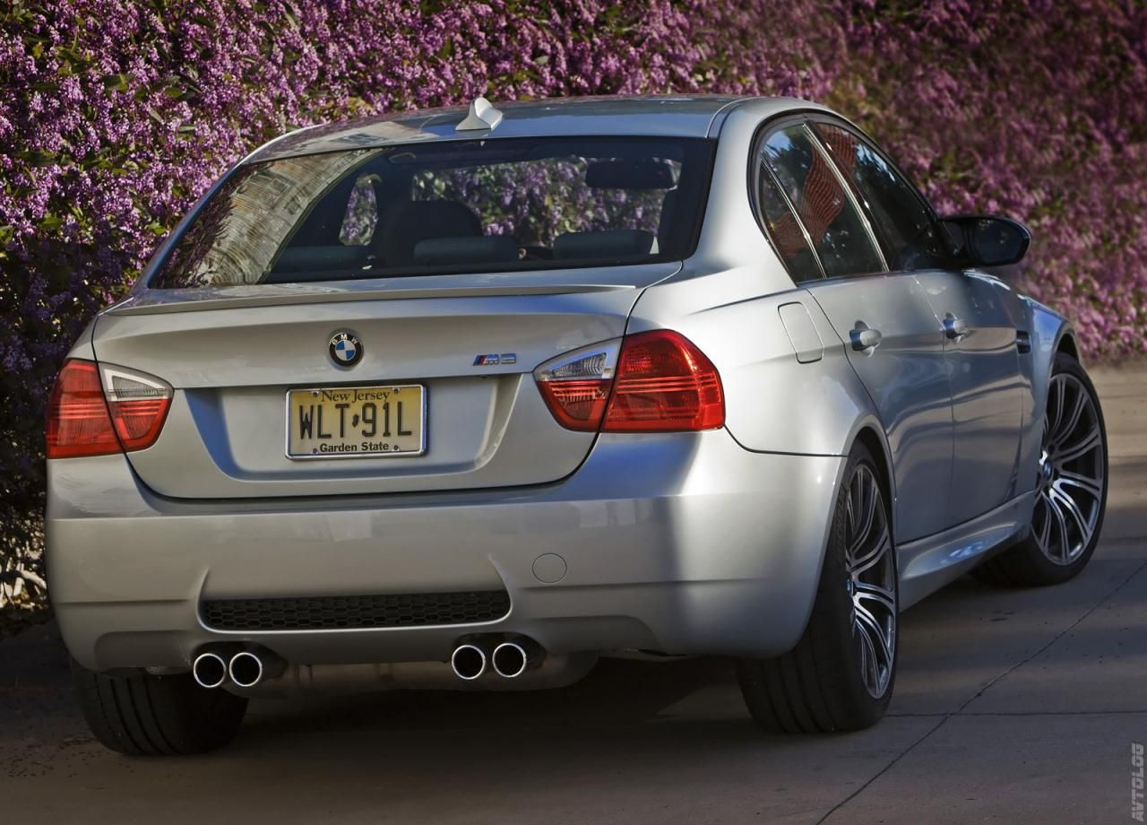 2008 BMW M3 Sedan US Version | BMW | Pinterest | Bmw m3 sedan, M3 ...