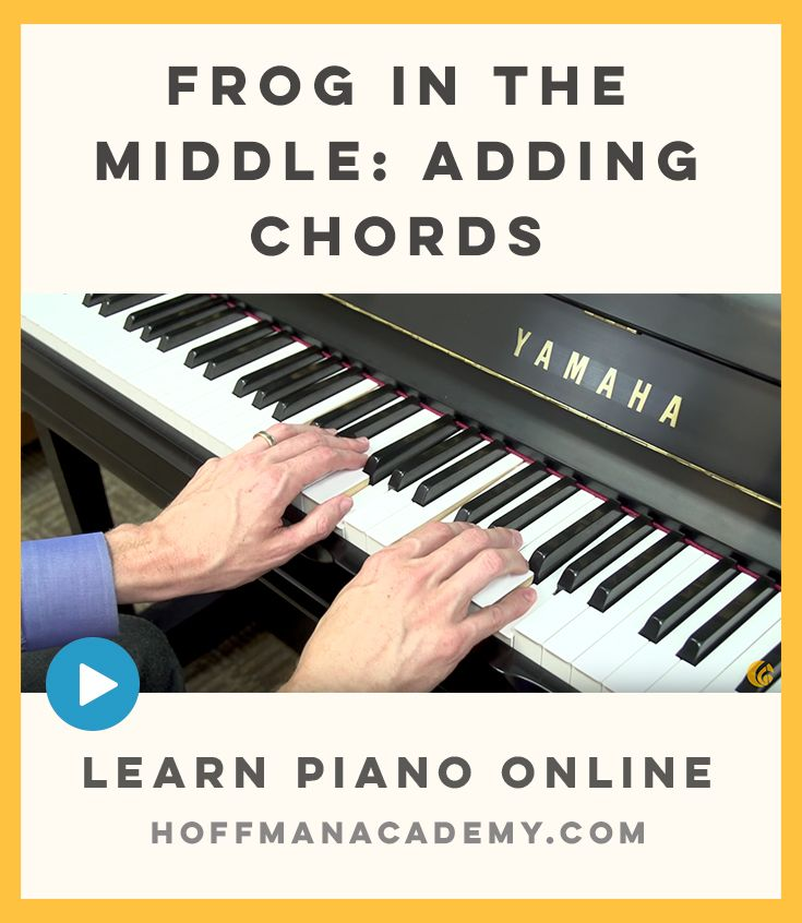 Learn The Definition Of A Chord And How To Play 2 Note Chords With