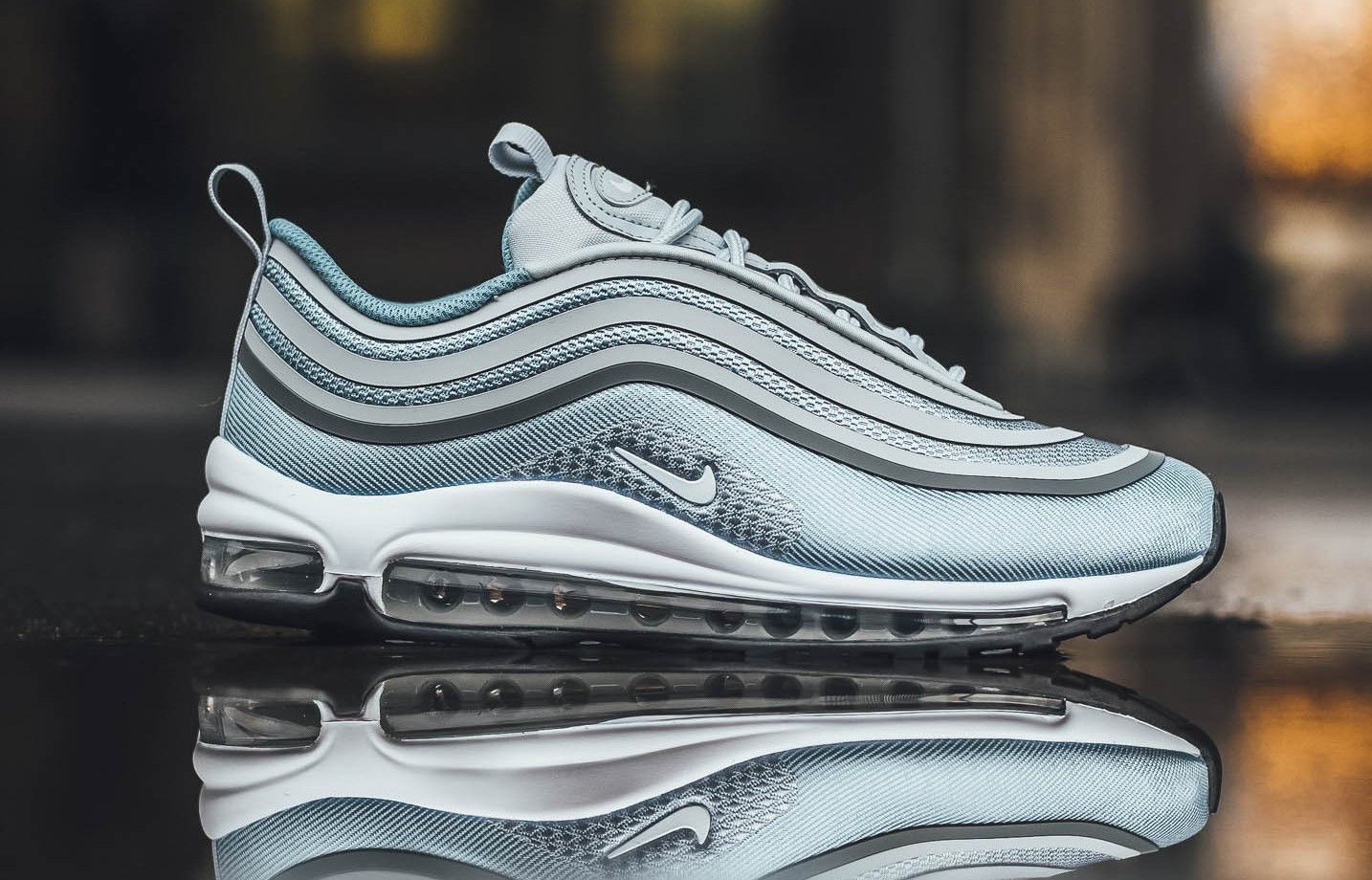 Ocean Bliss Engulfs This Nike Air Max 97 Ultra | Nike air