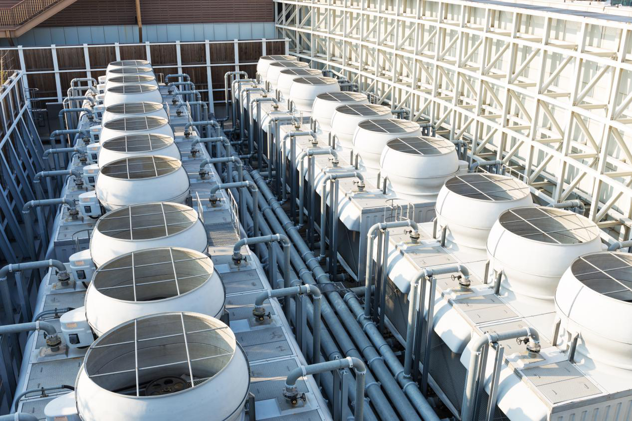 How To Keep Industrial Water Cooling Towers Well Maintained In