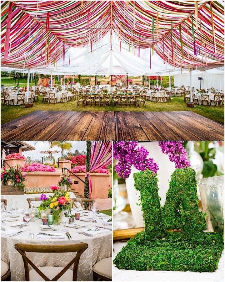 California Wedding Raises The Bar For Unique Wedding