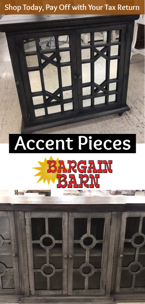 New shipment of home accent pieces. Drop in and discover a ...