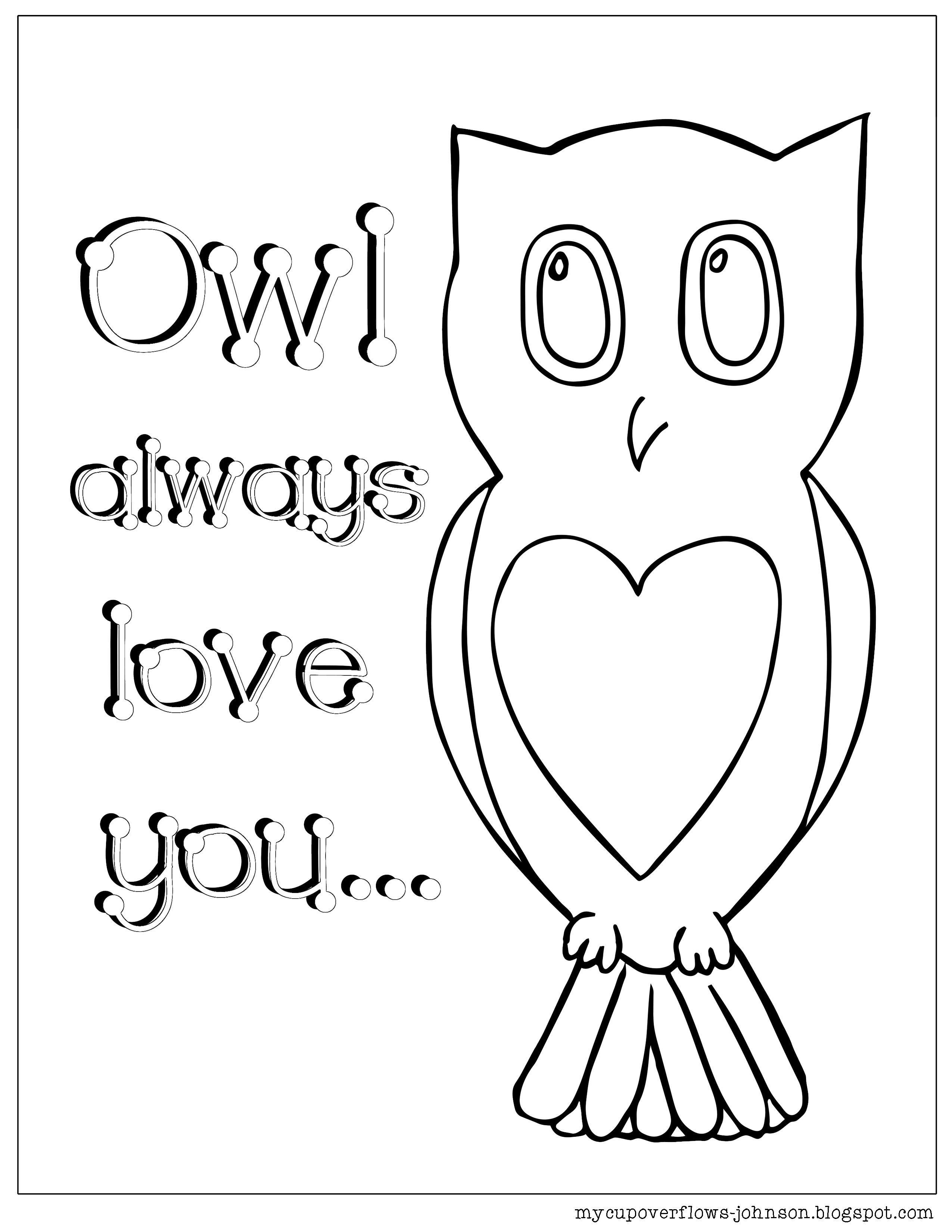 Coloring Pages For Valentine S Day Valentines Day Coloring Page