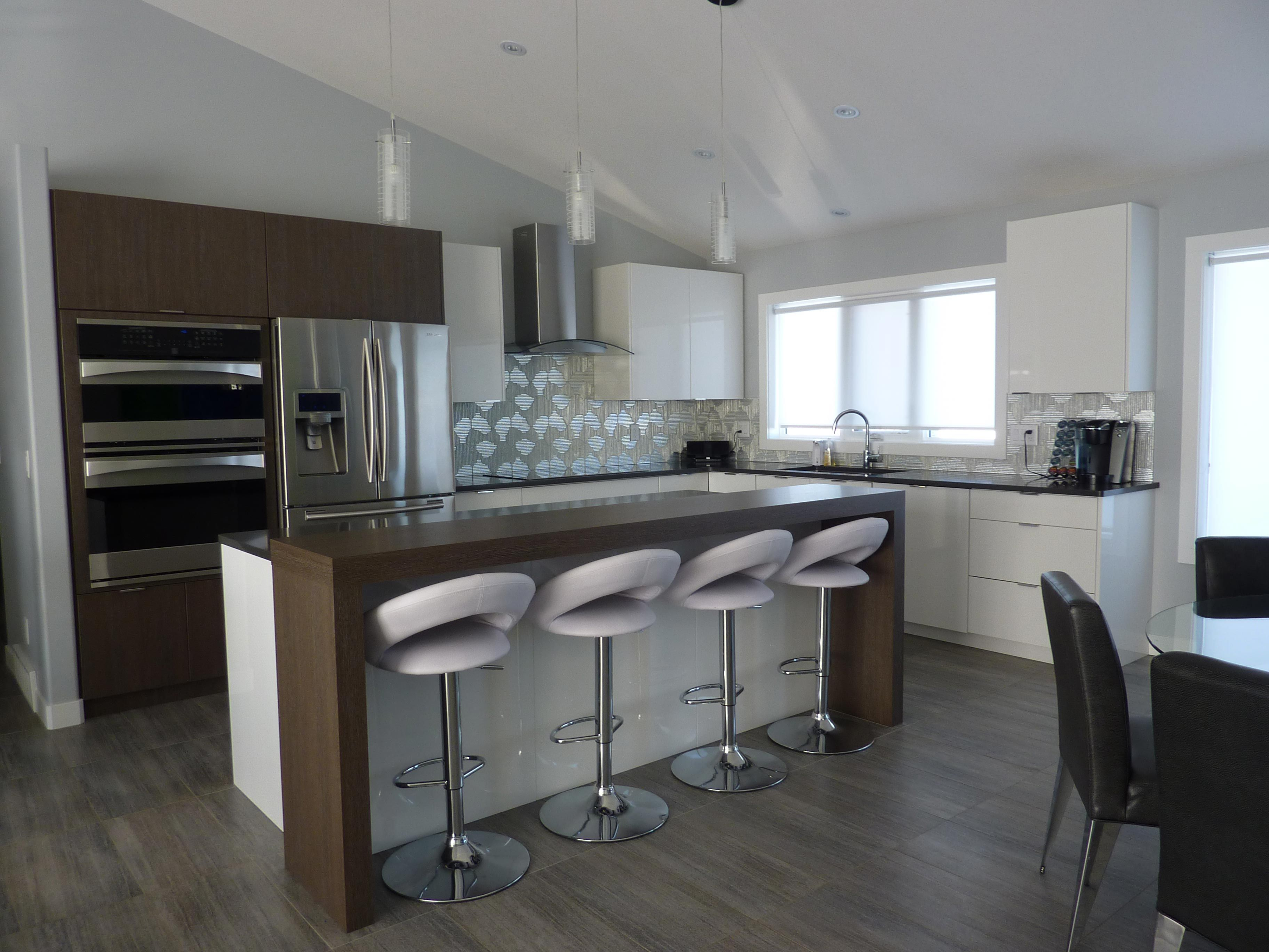 What Do You Think Of This Modern Urban Style Kitchen From Kitchen