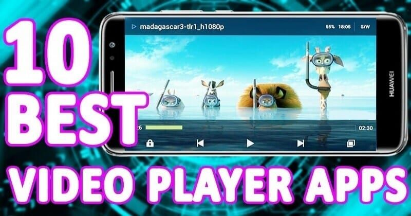 Top 10 Best Video Player Apps For Android 2018 | Linguainfo Servives