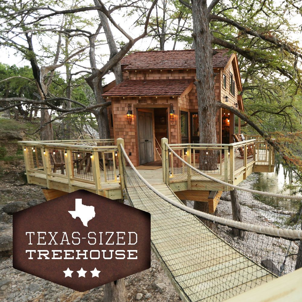 Did You See Our Lights Moseyed On Down To Leakey, Texas