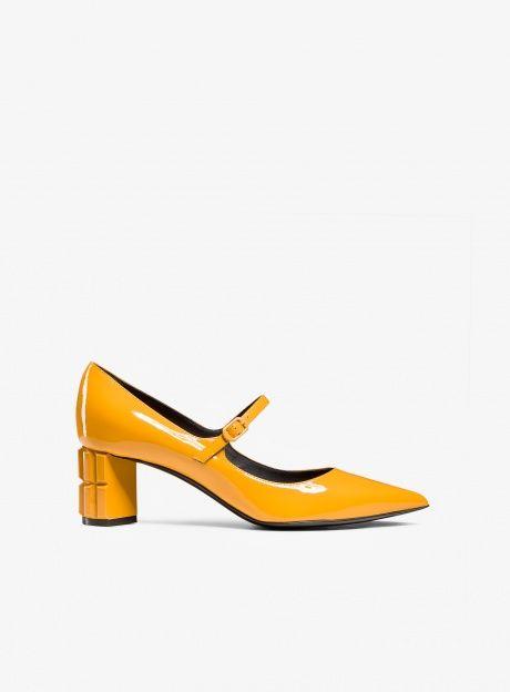 ARYA YELLOW - Ballin Shoes