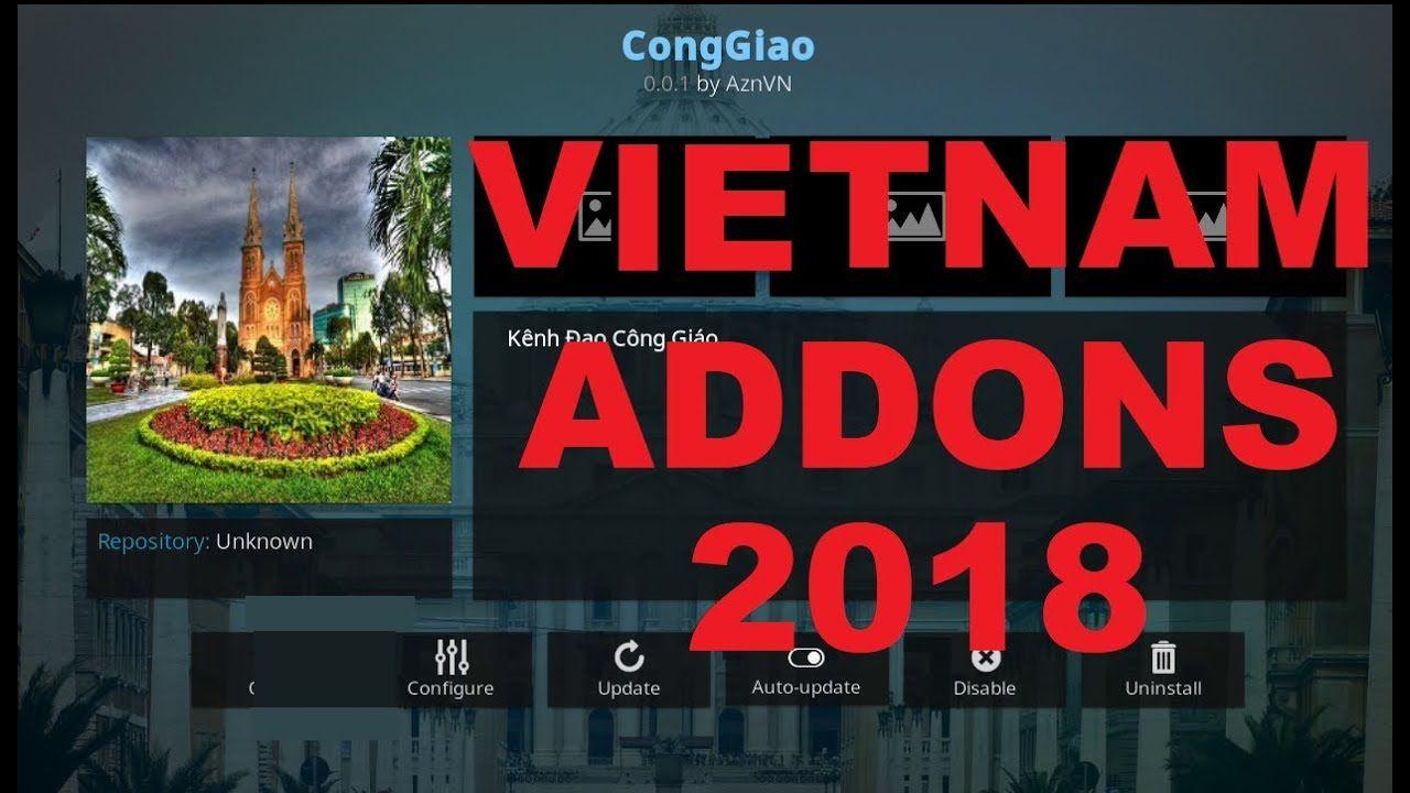 Vietnam channel on kodi | Hướng dẫn cài đặt Live TV trên KODI để xem