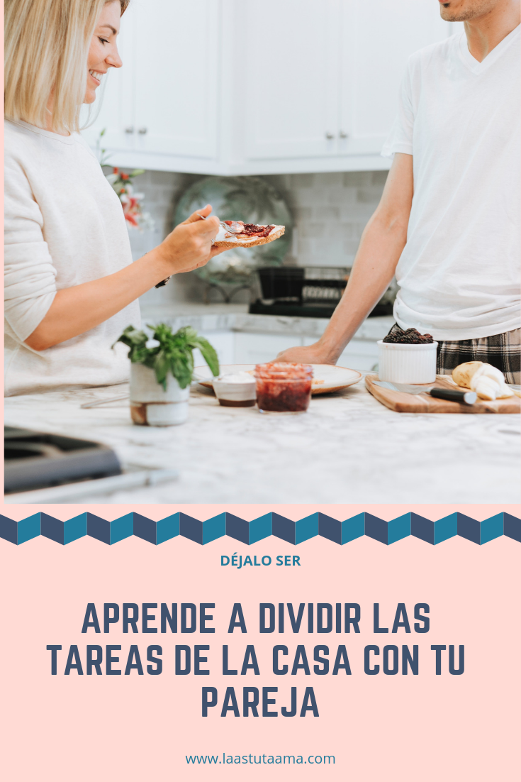 Divide Las Tareas De Casa Con Tu Pareja You Better Work