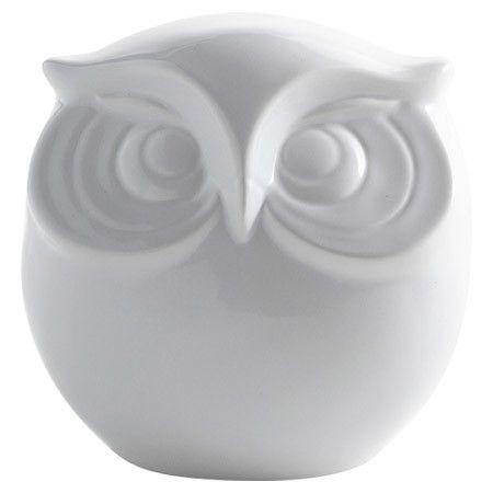 Charlie Owl Decor
