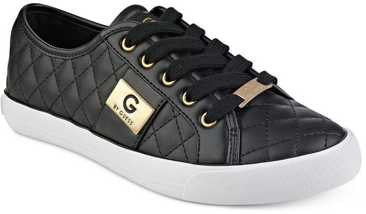 3dc66227de9b G by Guess Backer Lace-Up Sneakers - Blue 5M in 2019