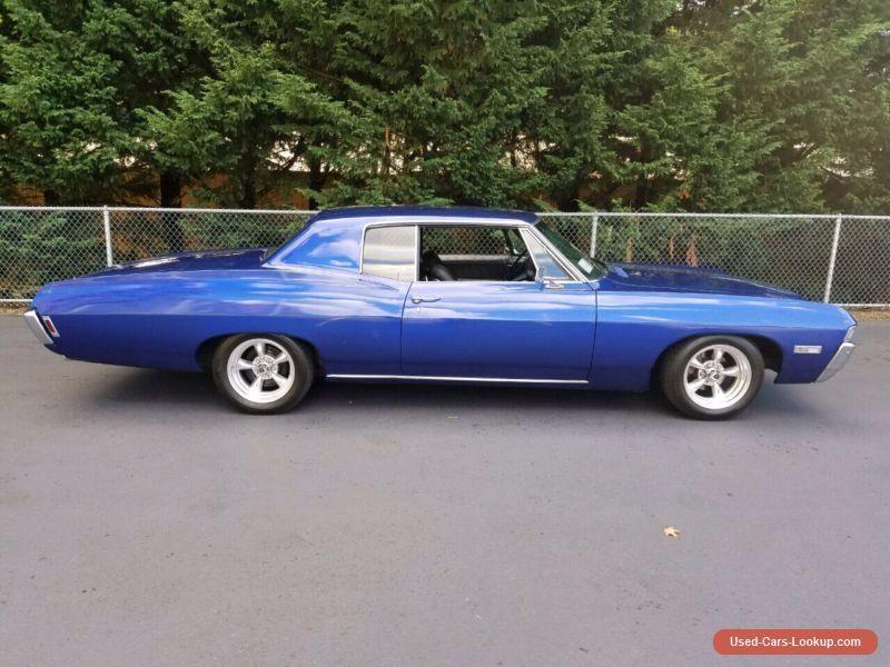 Chevrolet Impala 1968 #chevrolet #coupe #forsale #australia | Cars ...