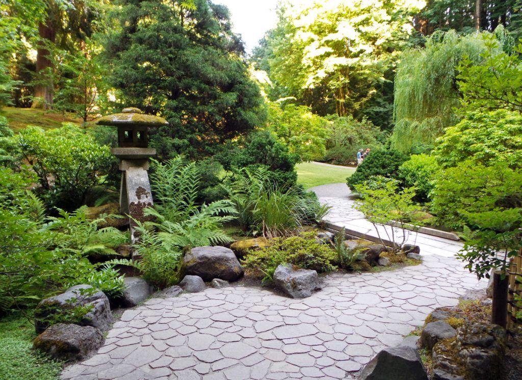Image result for Portland Japanese Garden Portland