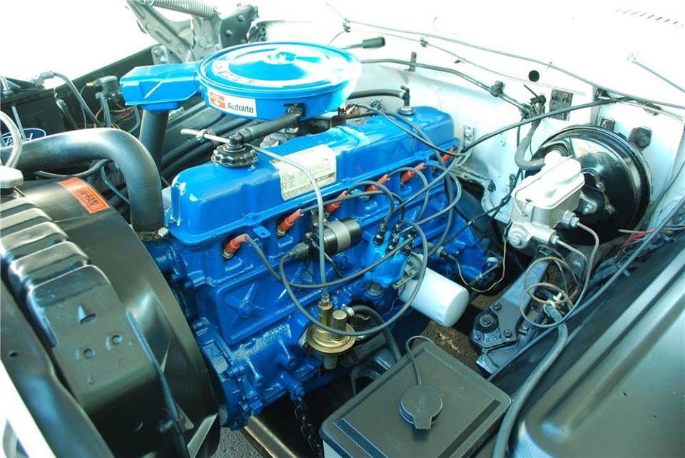 300 6 cylinder Ford trucks, Vw engine, Ford truck