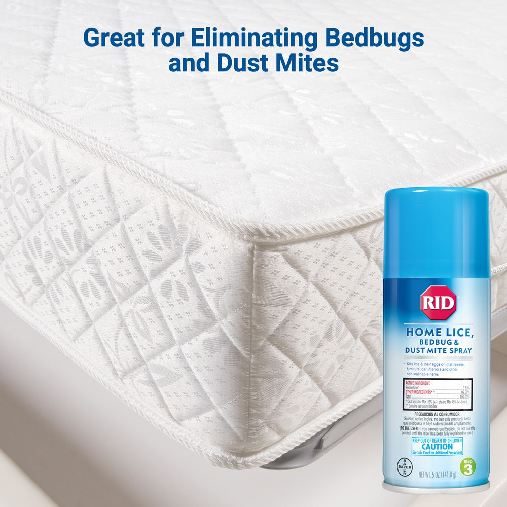 RID Home Lice, Bed Bug