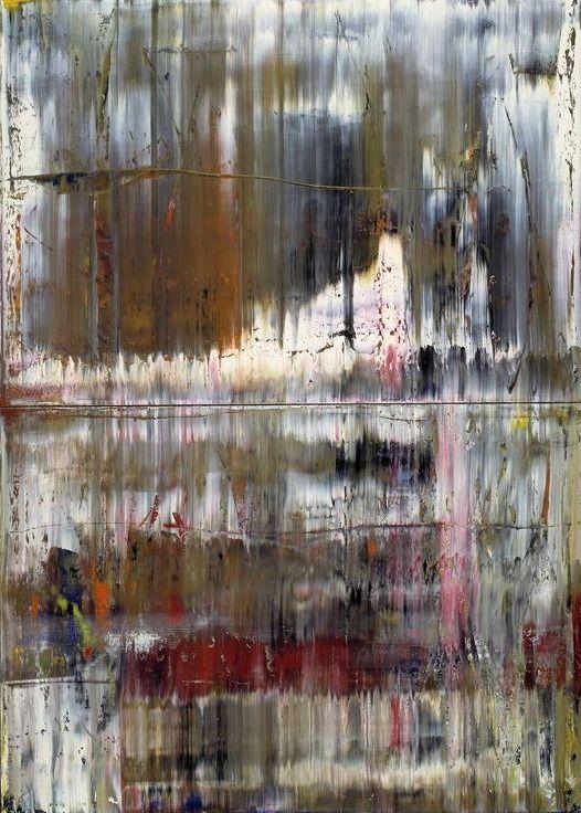 gerhard richter abstract painting 726 1 990 art picasso bilder abstrakt abstrakte kunst grün