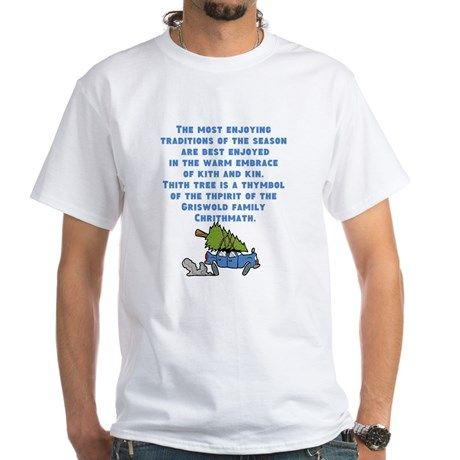 Funny Christmas Vacation Quote T-Shirt