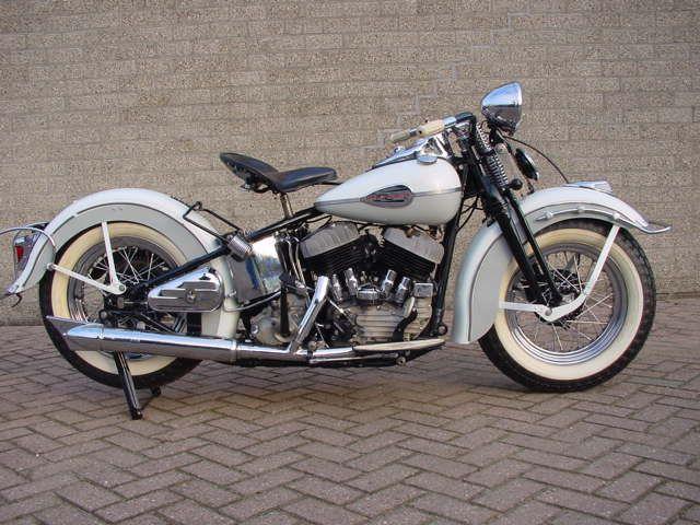 Harley Davidson Vintage Bike Wheels Pinterest 1938 Ul Pictures