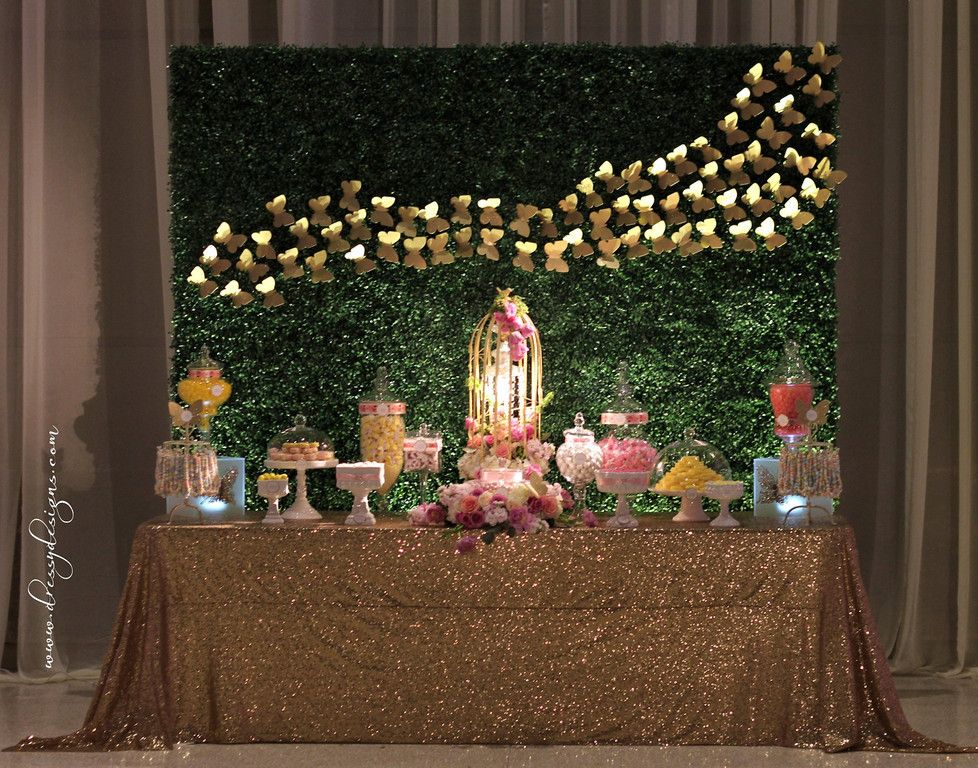 Trang And Daniel Dressydesigns In 2019 Candy Buffets