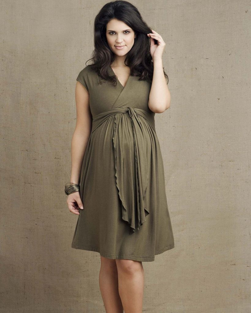 62e2f50948c17 Chic Knit Maternity Dress for next time. Since now I have an office job.
