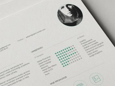 Love the infographic look on this creative resume to outline - resume search