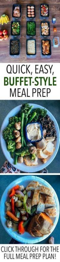 20 Trendy Ideas diet food prep for the week nutrition #food #diet #nutrition