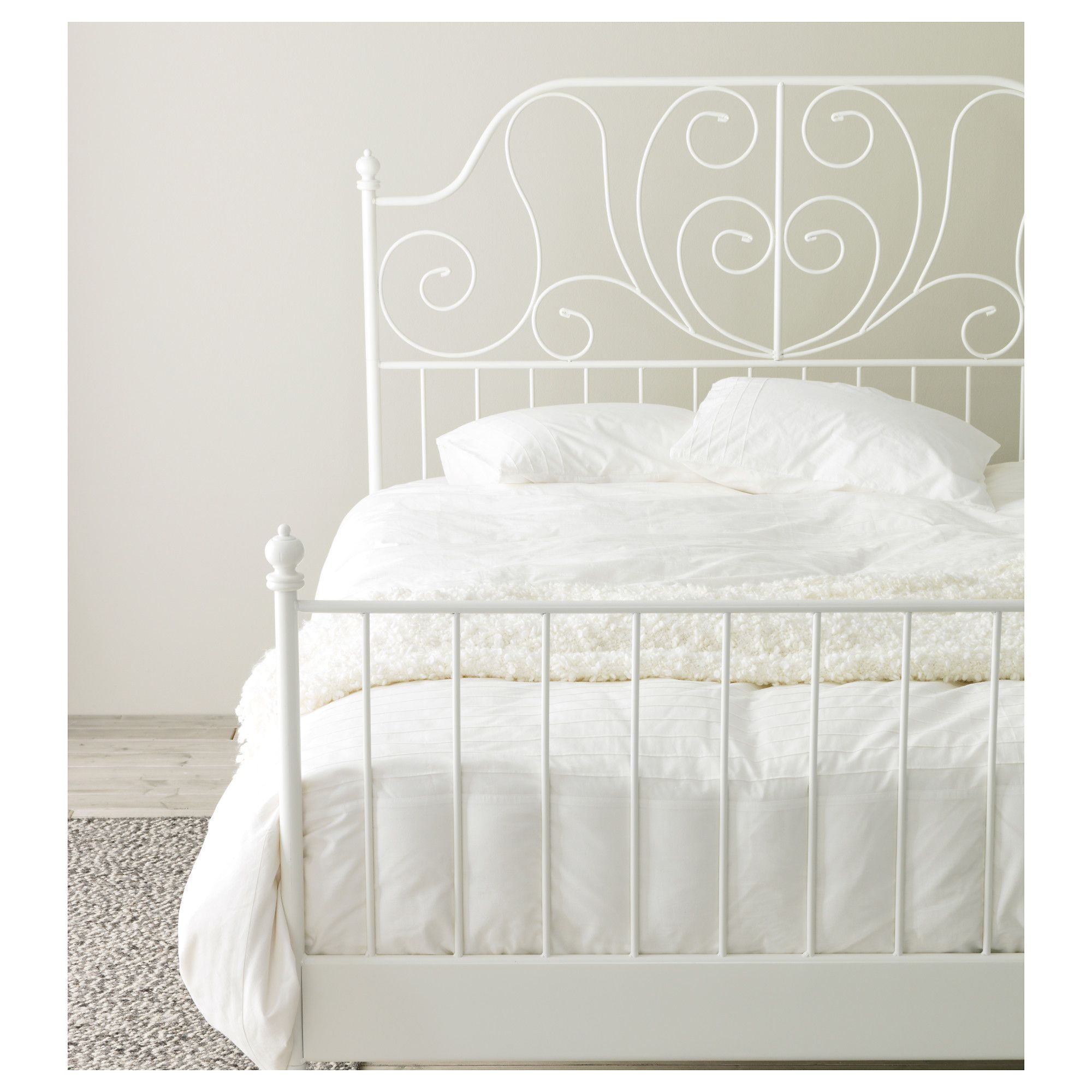 Best Furniture And Home Furnishings Ikea Bed Frames White 400 x 300