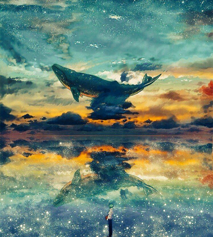 Картинки луны и звездного неба рублях