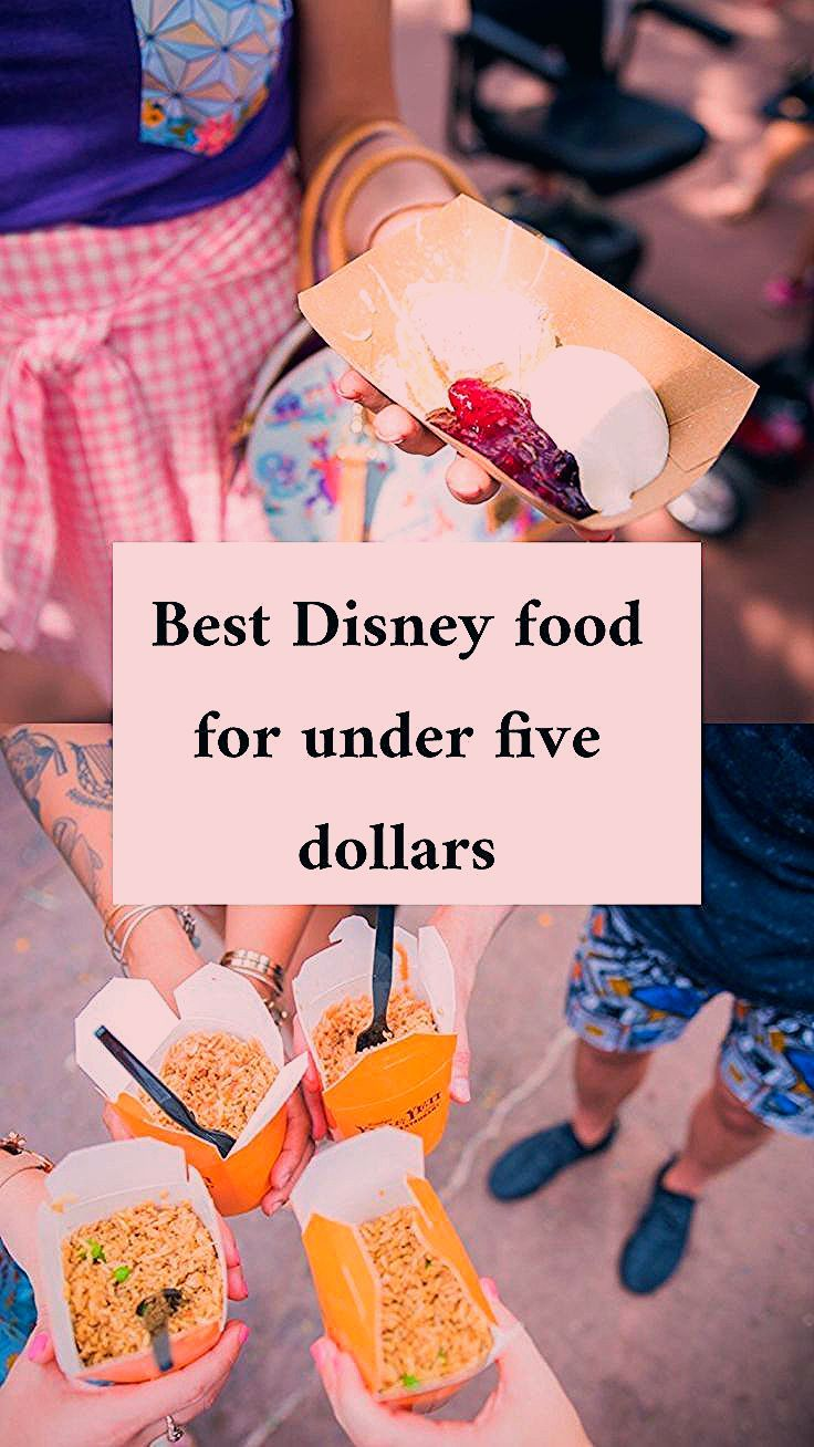 Photo of Our Favorite Disney Food Under $5