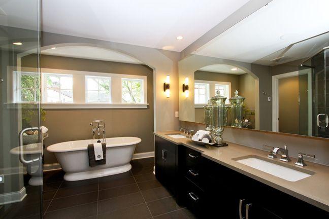 Master Bathroom Designs | 2010 Parade of Homes Dream Home | DesignHouse9