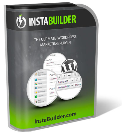 InstaBuilder - Mobile-Ready Landing Pages in Minutes