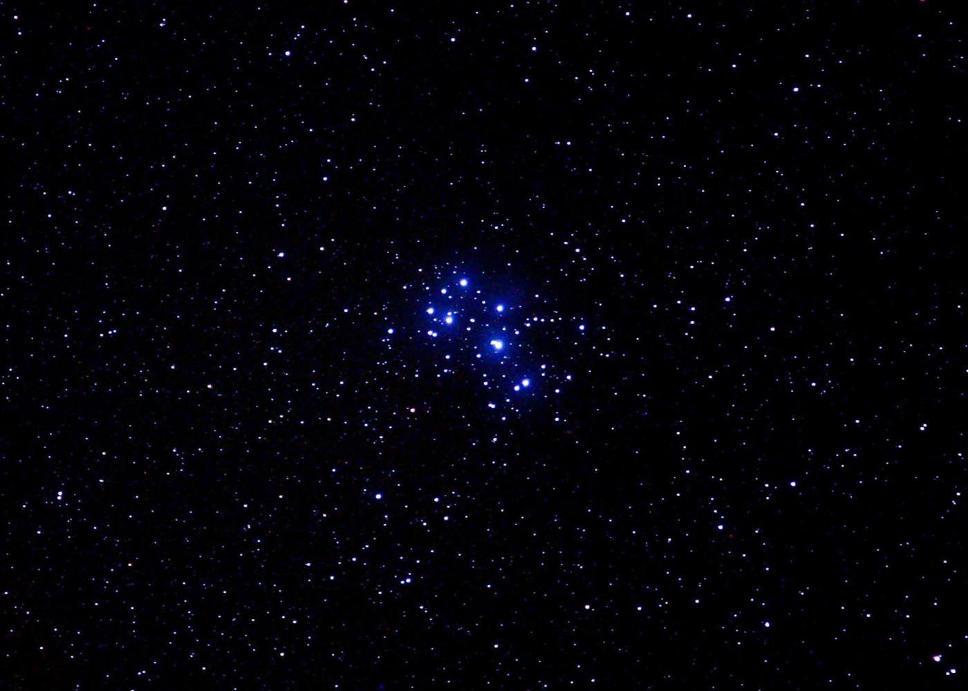 pleiades star cluster subaru - photo #6