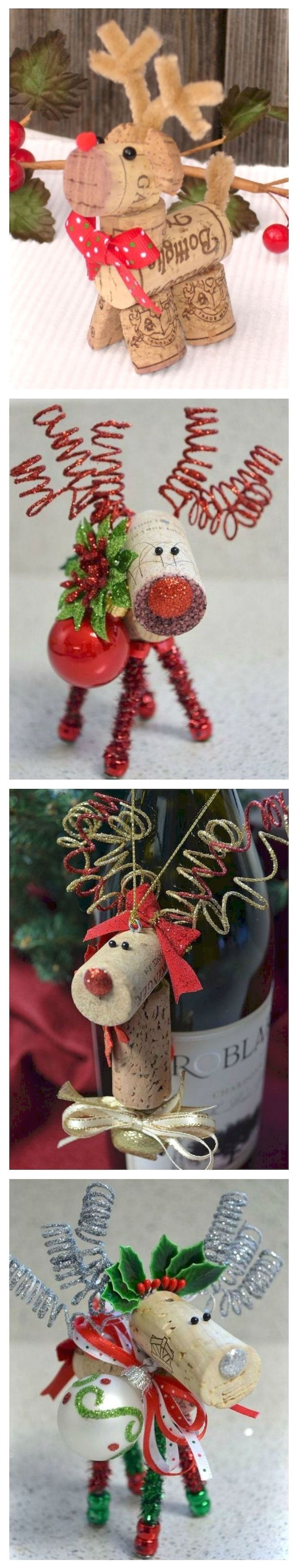 0012 Awesome DIY Christmas Craft Decorations Ideas   Craft Projects ...