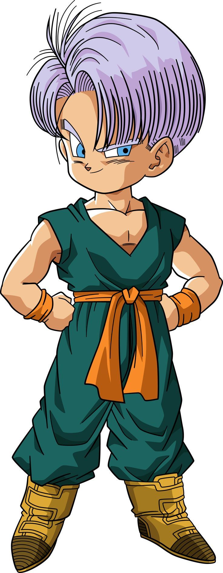 Kid Trunks By Rayzorblade189 On Deviantart Visit Now For 3d Dragon Ball Z Compression Shirts Now On Sale Dragonball Personagens De Anime Anime Dragon Ball