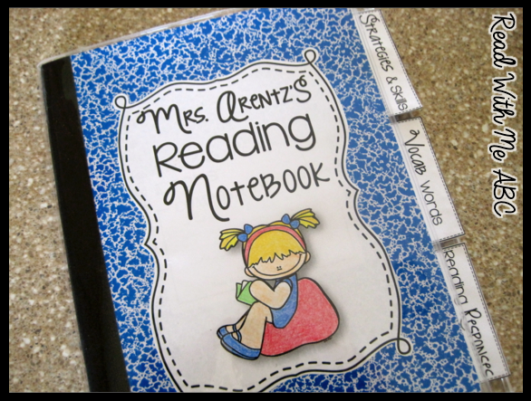 Read With Me ABC: Blasting Off A Great Year