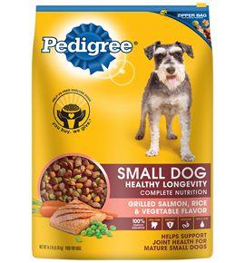 Pedigree Dry Dog Food Grilled Salmon Rice Vegetable Healthy Longevity Dry Dog Food Recipes Dry Dog Food Grilled Salmon