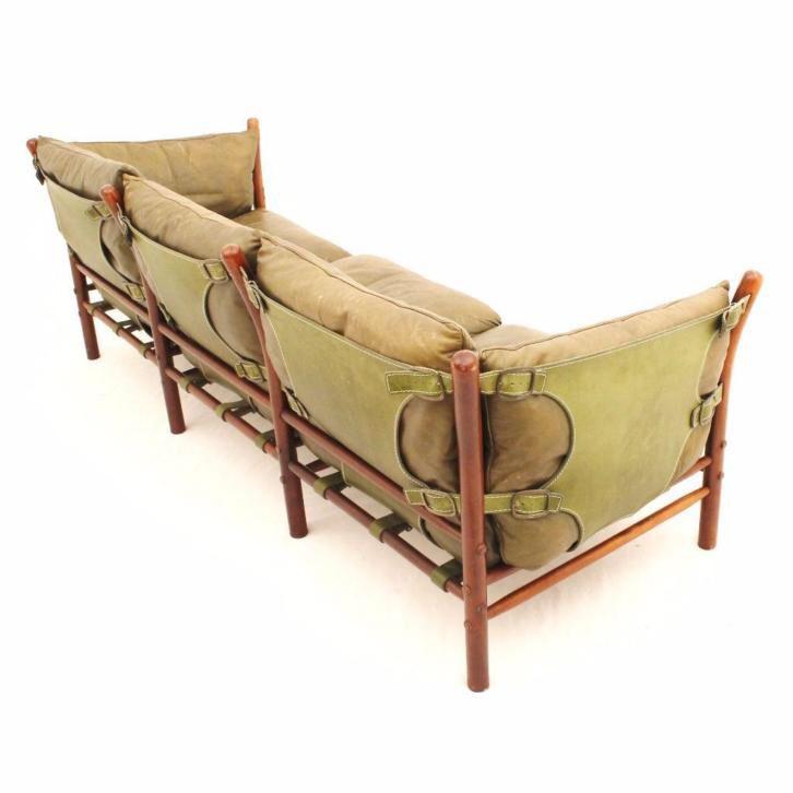 Zweeds Design Bank.Arne Norell Sofa Bank Zweeds Design Retro Vintage Deens
